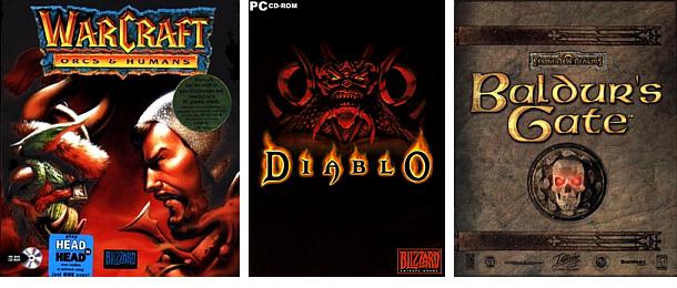 RPG Videogames