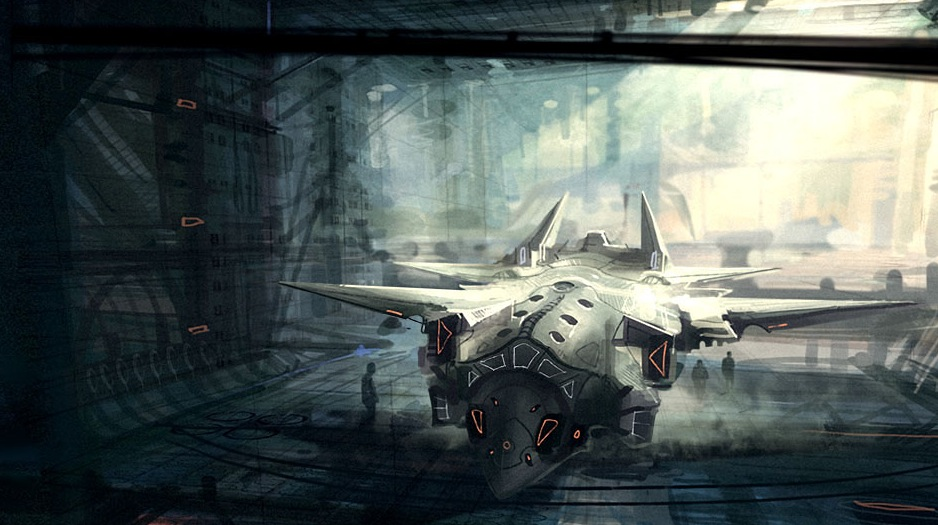 Hangar by hideyoshi crop
