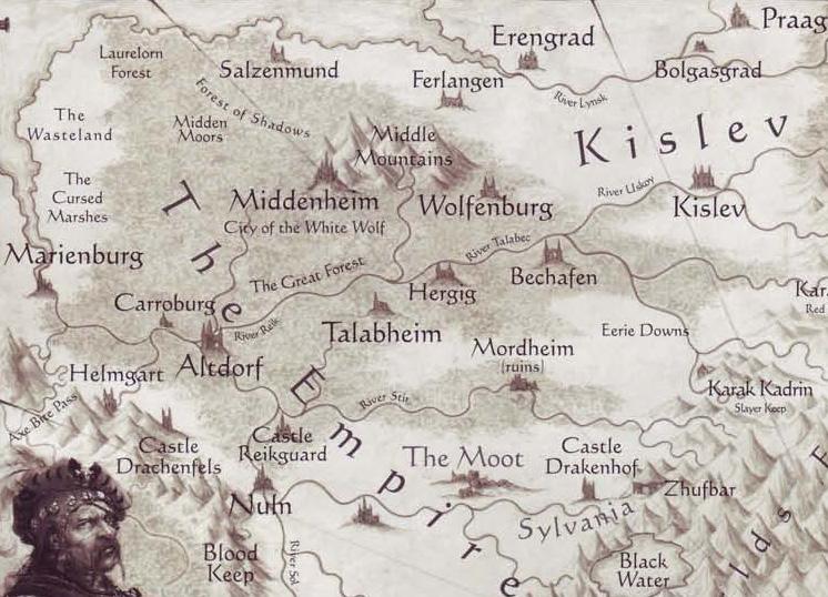Map empire