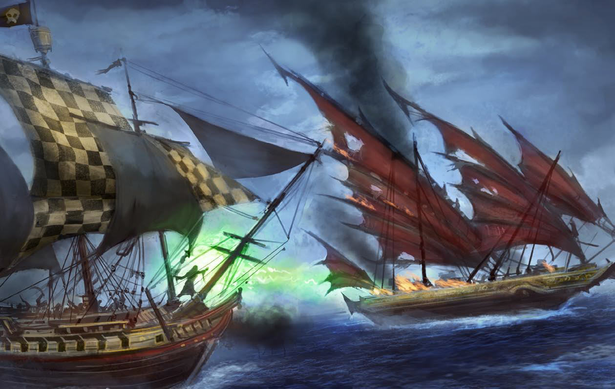 Pirate ships 01