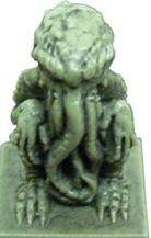 Cuthulu statue