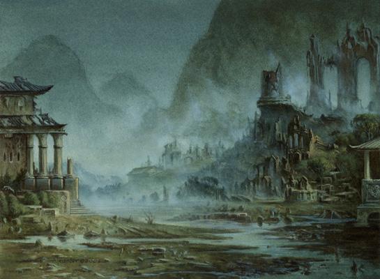 Shang fa ancient fortress