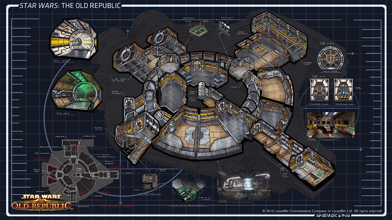 Img tor smuggler ship plans