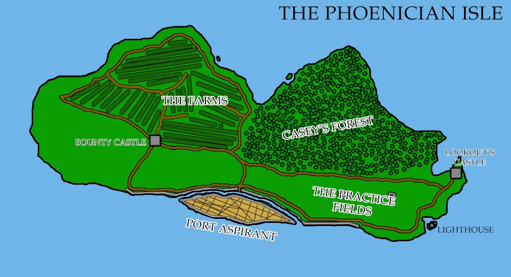 Phoenician isle