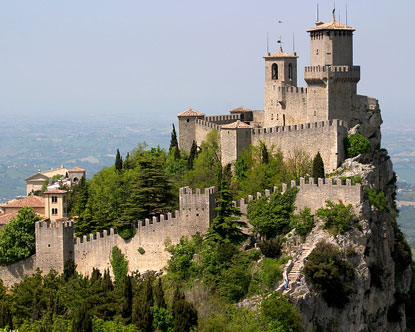Satana castle