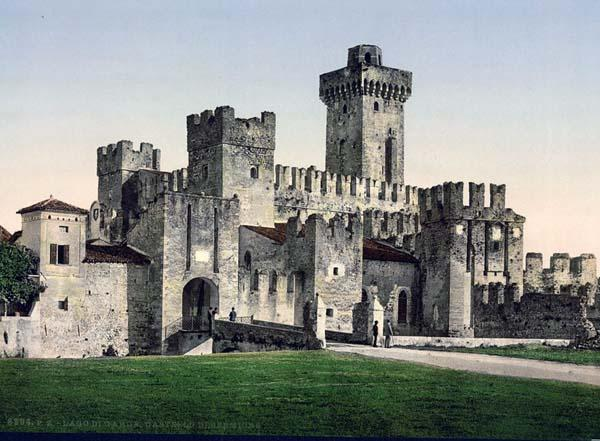 Lutetia s castle