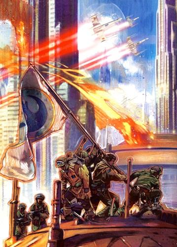 Rebel victory at coruscant1