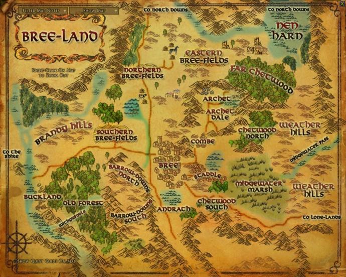 Bree land