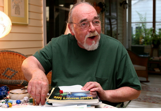 Gary Gygax - The First DM