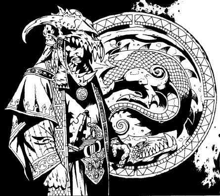 Clericdragon
