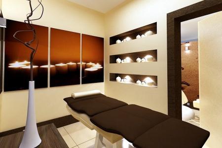 Bt kurhaus jantar in dziwnowek  klein dievenow  ostsee   massage salon