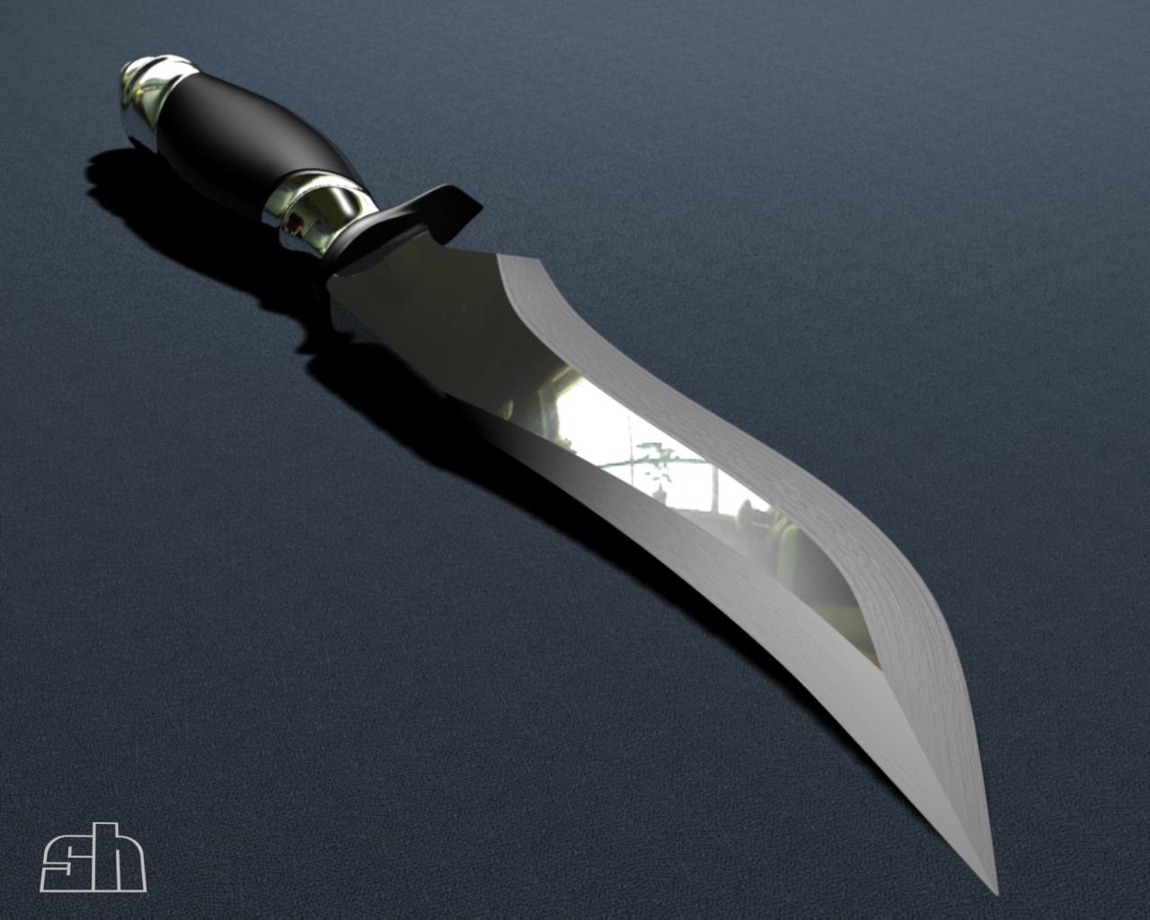 Knife by shinzooo