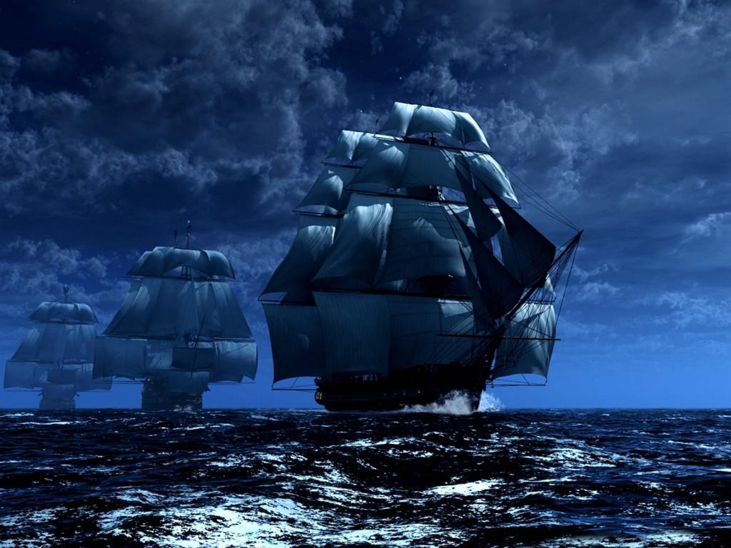 Ships armada
