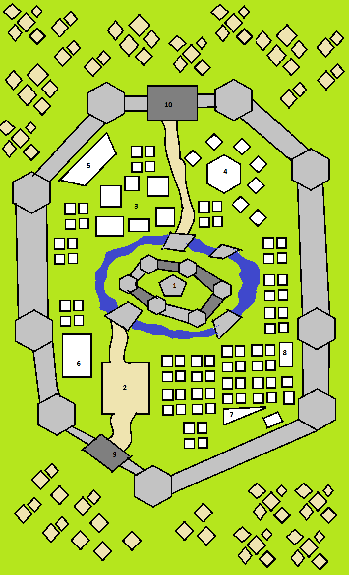 Ar ginth map