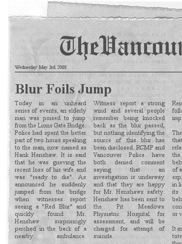 May 3rd 2008