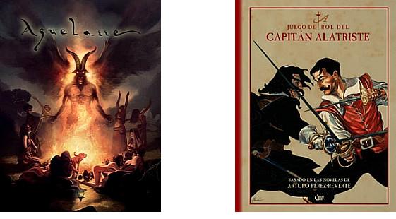 Aquelarre y Capitán Alatriste