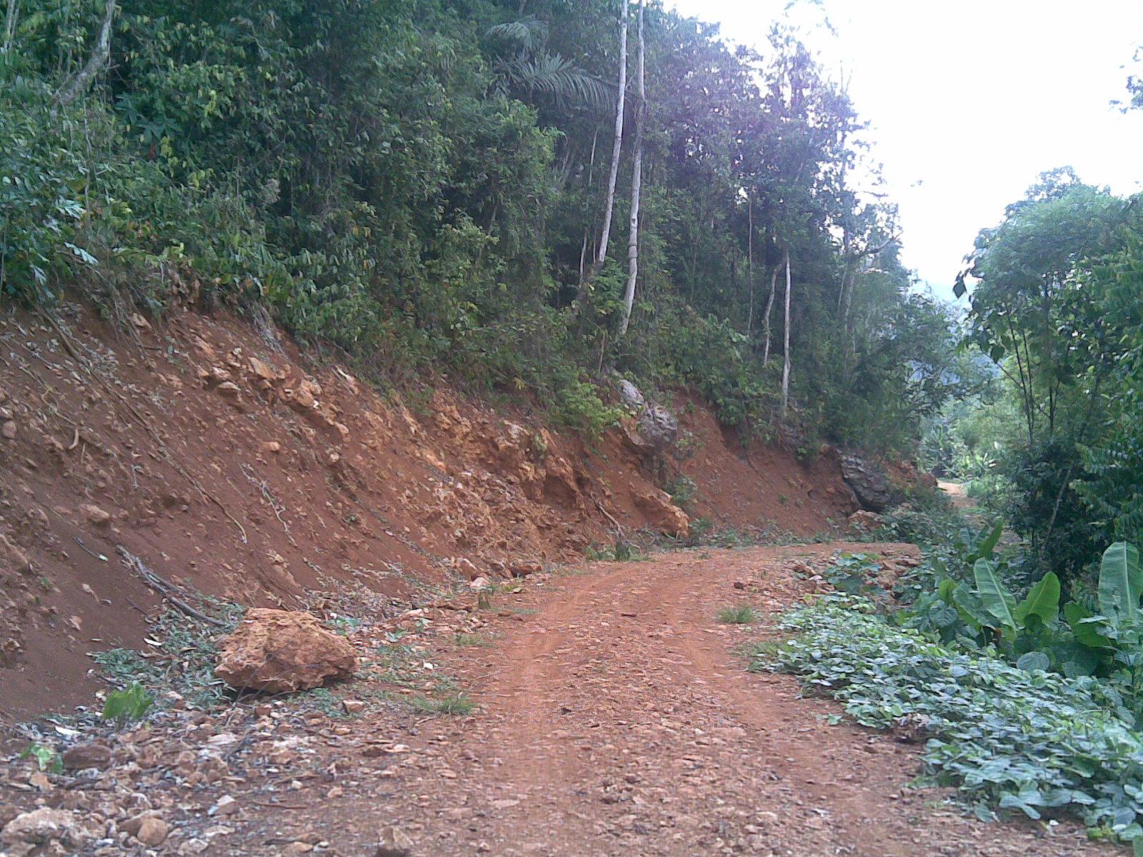 Mine road
