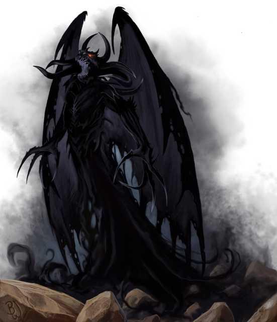 Void demon malystar