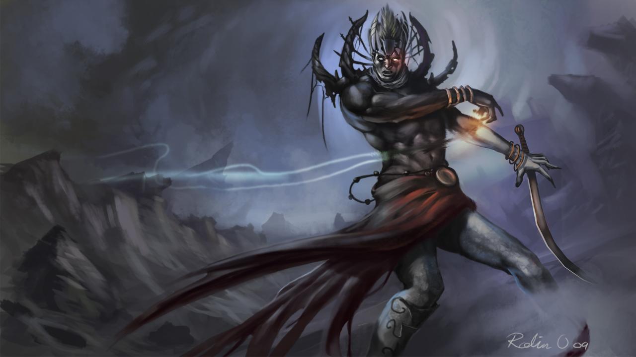 Death gate guardian izzloxx