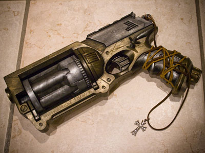 Pistola ed