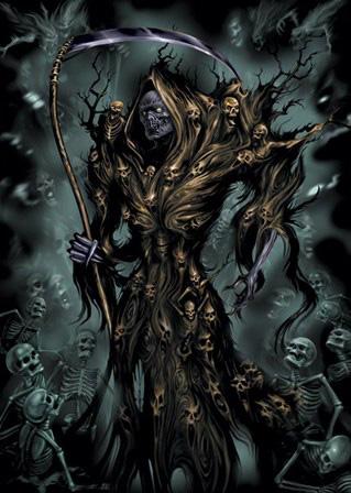 Carious reaper