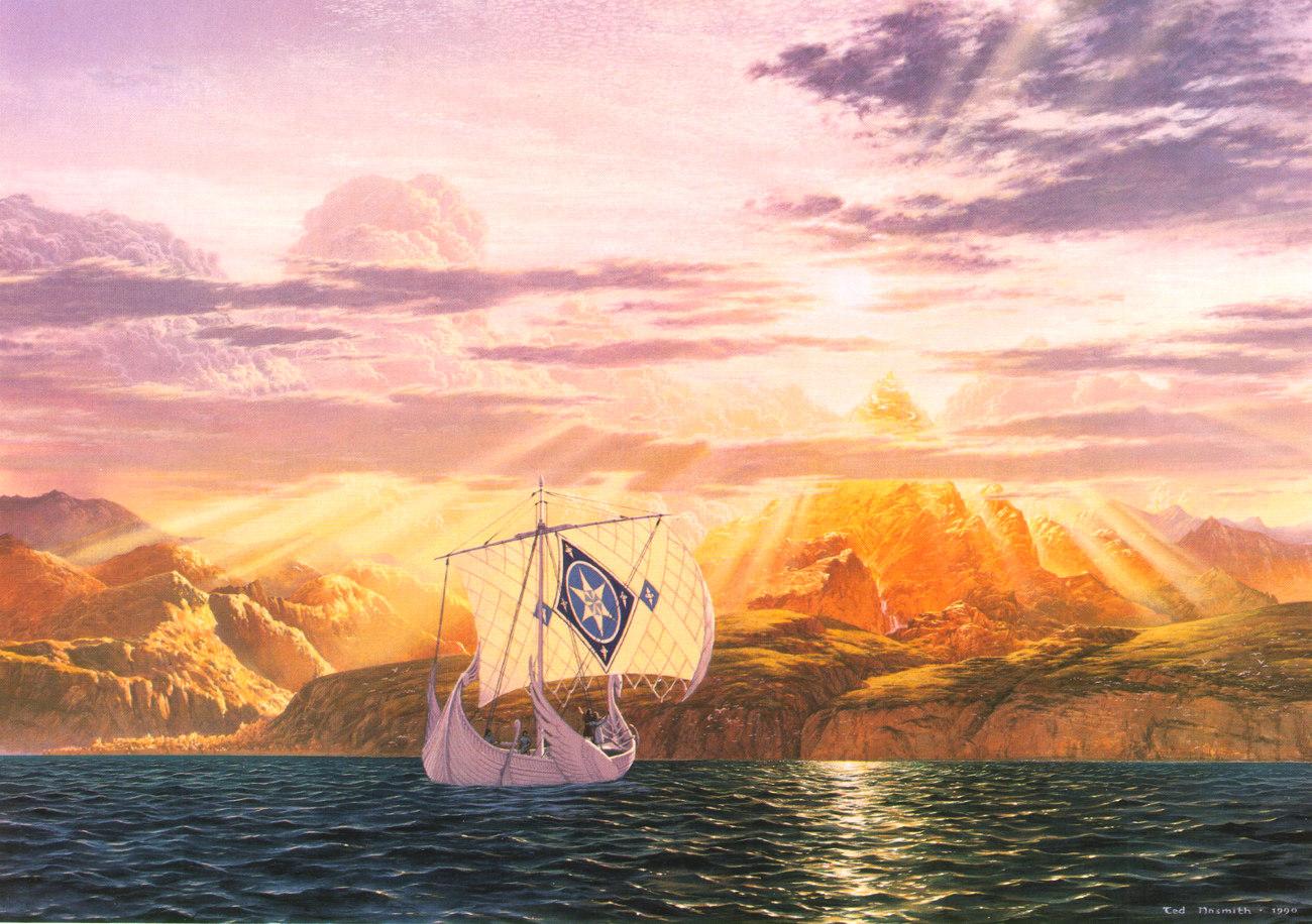 The shores of valinor 791987