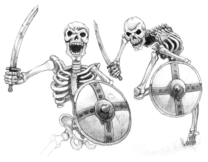 Skeletonwarriors