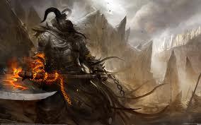 The warbringer