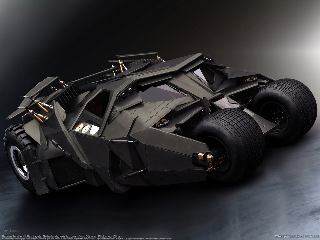 Batmobile wallpaper  yvt2