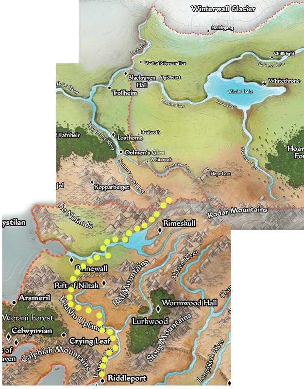 Map road1
