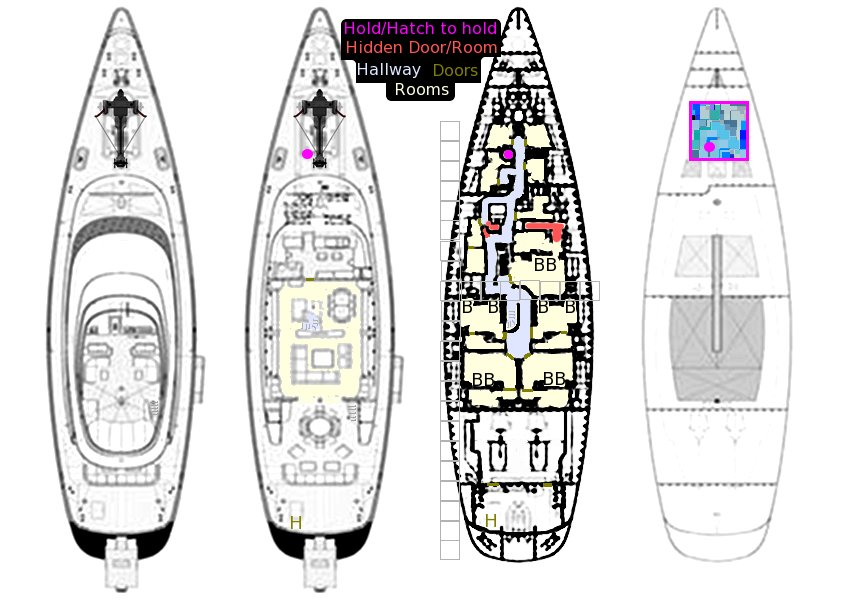 Pirate ship mod