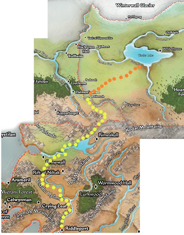 Map road2