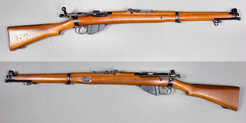800px short magazine lee enfield mk 1  1903    uk   cal 303 british   arm museum
