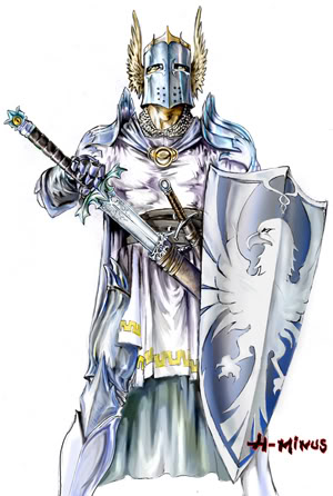 Capitavirate knight