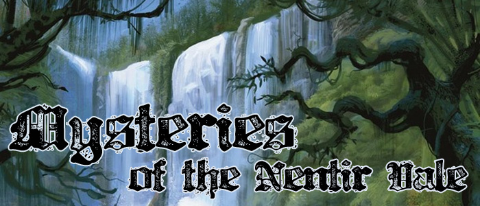 Mysteries of the Nentir Vale
