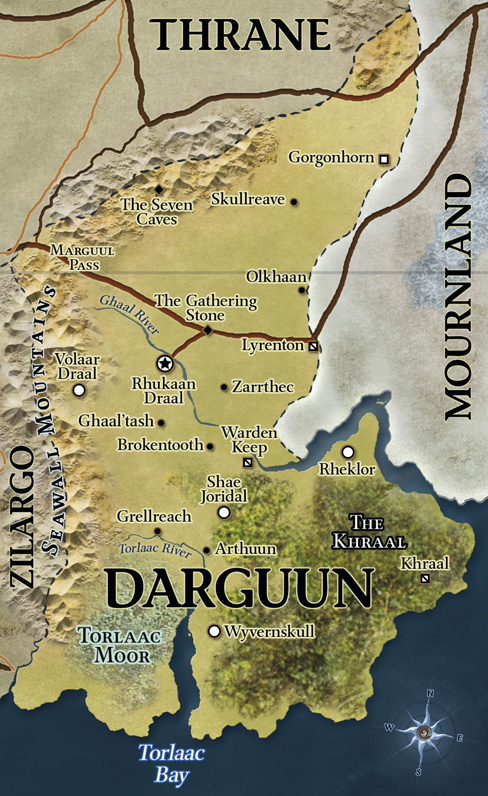 Eberron map darguun