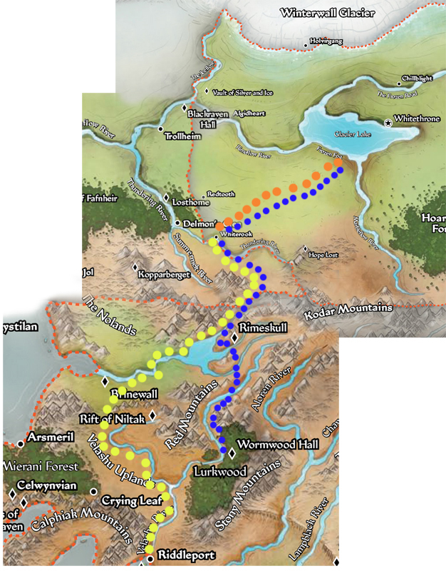 Map road3