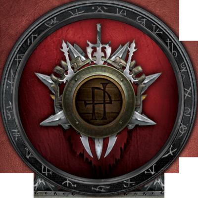 Circle path company emblem