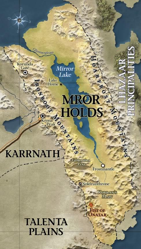 Eberron map mror holds