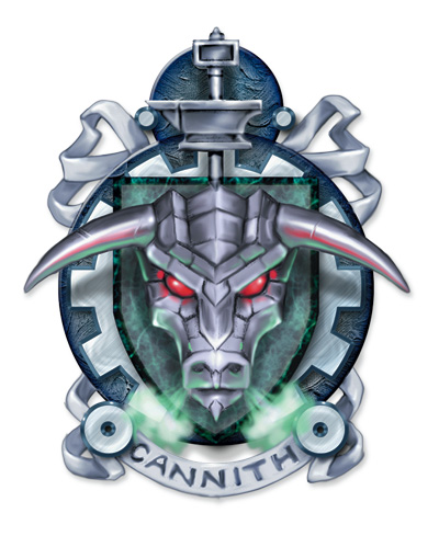 Heraldry cannith
