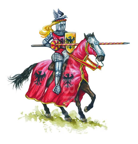 Ealdine knight2