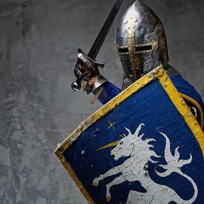 Ealdine knight