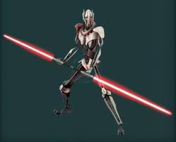 Krath saber droid