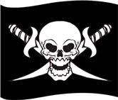 Pirate flag 03.2
