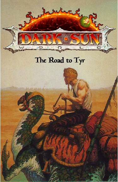Road to tyr cover