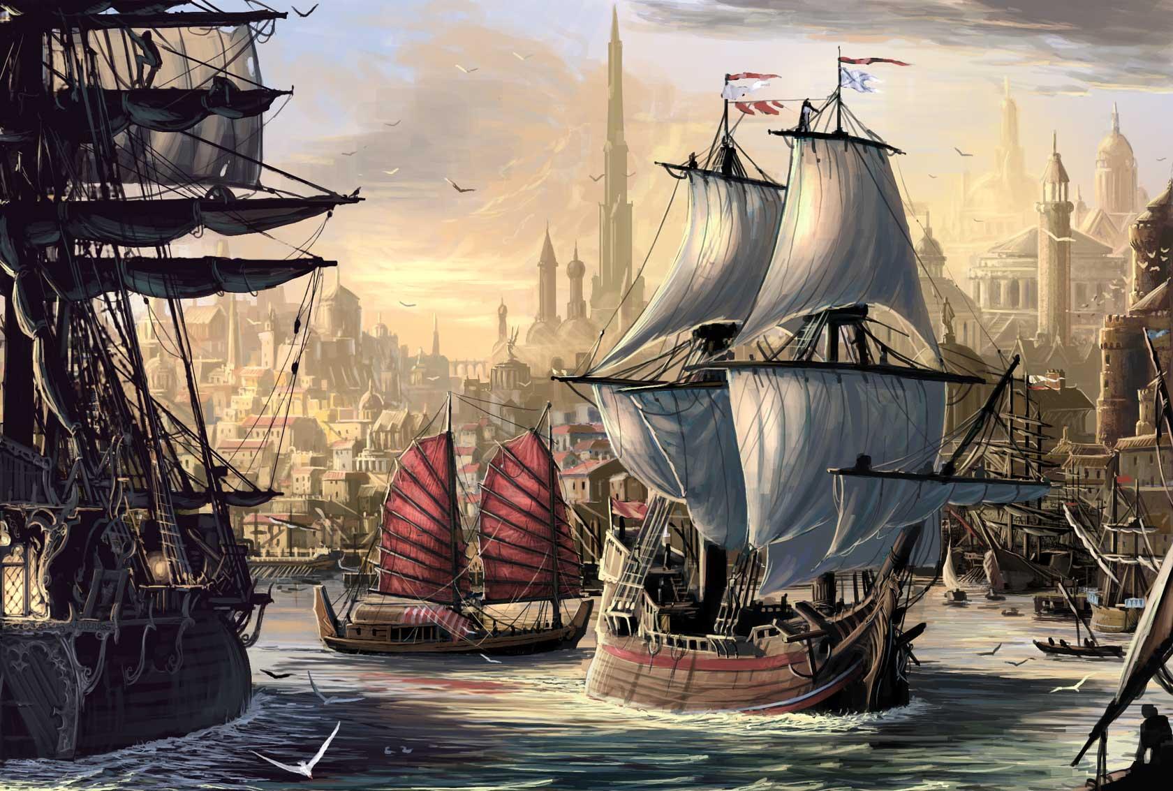 Valonia docks