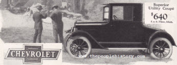 1924 chevy utility coupe
