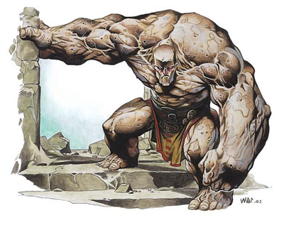 The man   stoneman