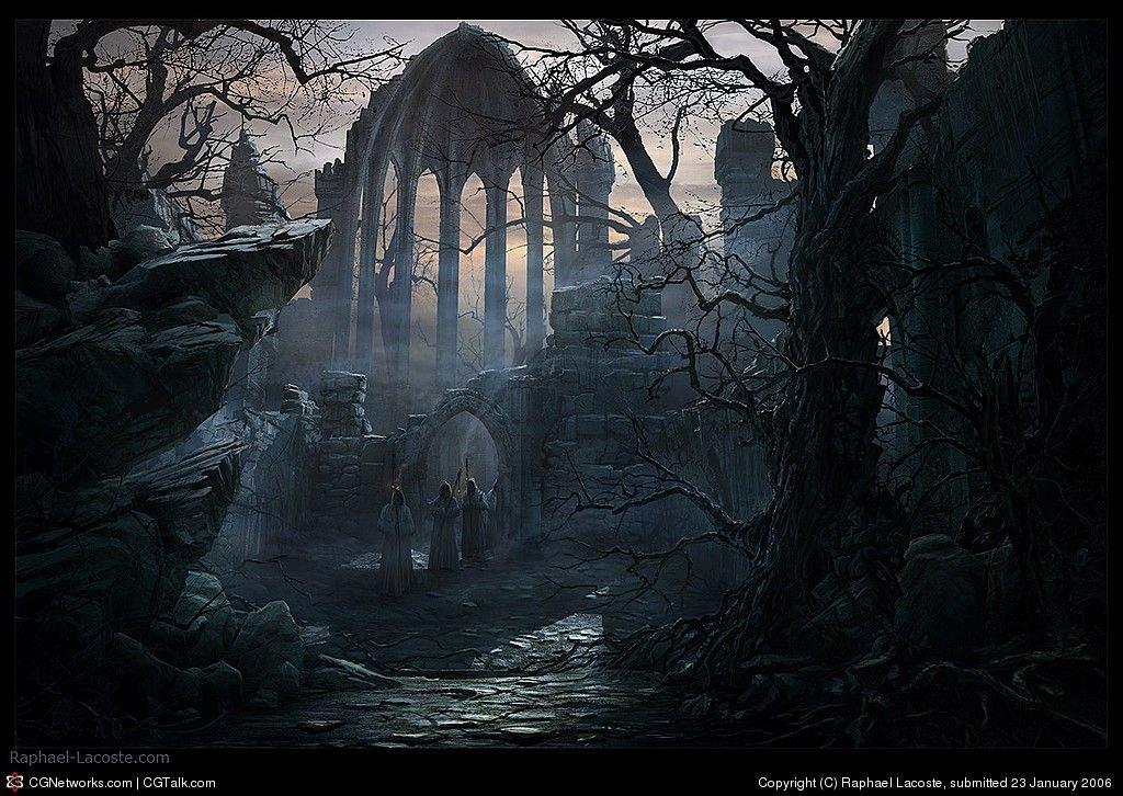 Ruins of taris