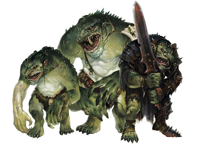 4e trolls